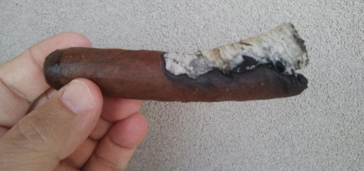 Canoeing Cigar